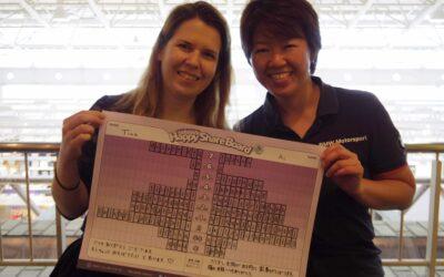 ハッピーシェアボード実践レポート:AiさんTinaさん