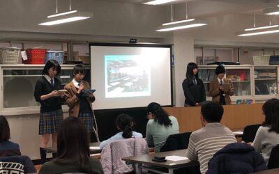 品川女子学院の校内イベントに参加しました!【前編】